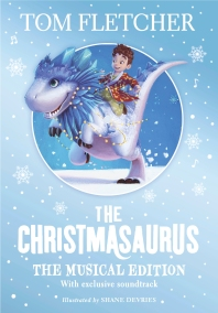TheChristmasaurus BOOKCD_COV